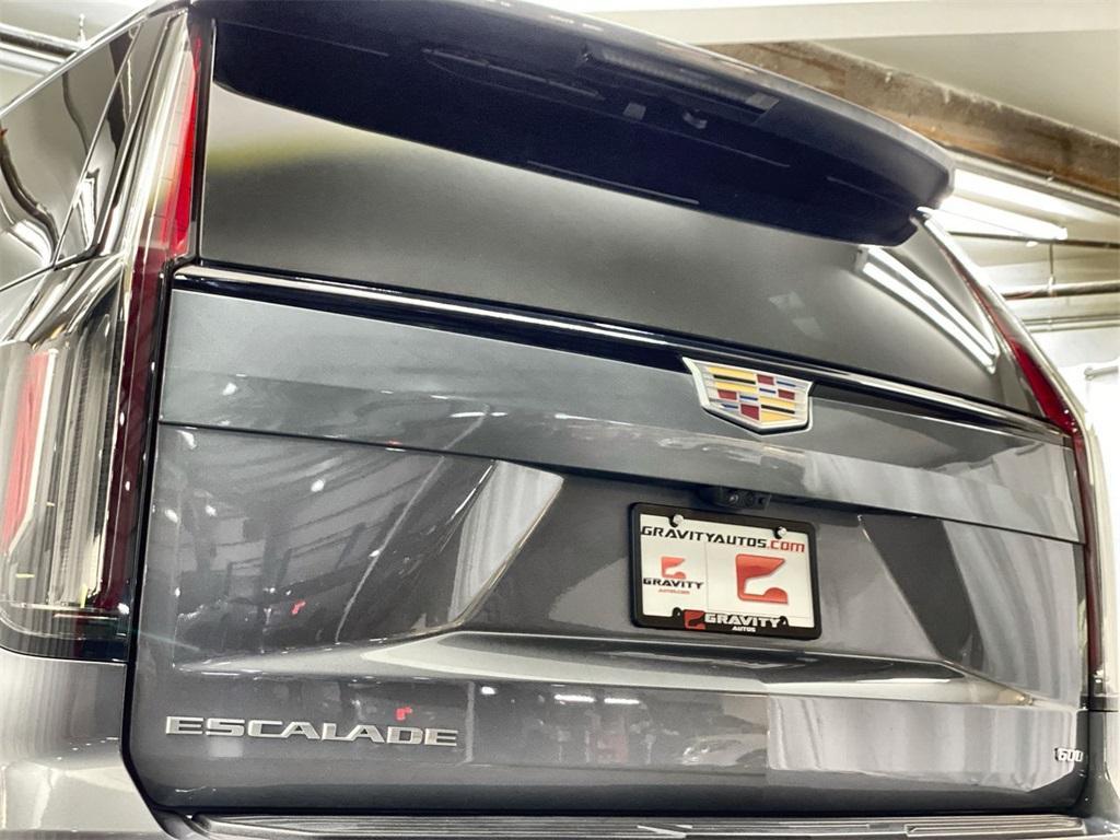 Used 2021 Cadillac Escalade ESV Sport for sale $107,777 at Gravity Autos Marietta in Marietta GA 30060 14