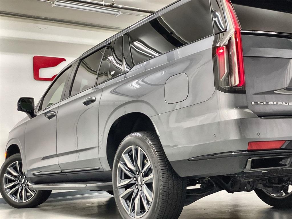 Used 2021 Cadillac Escalade ESV Sport for sale $107,777 at Gravity Autos Marietta in Marietta GA 30060 15
