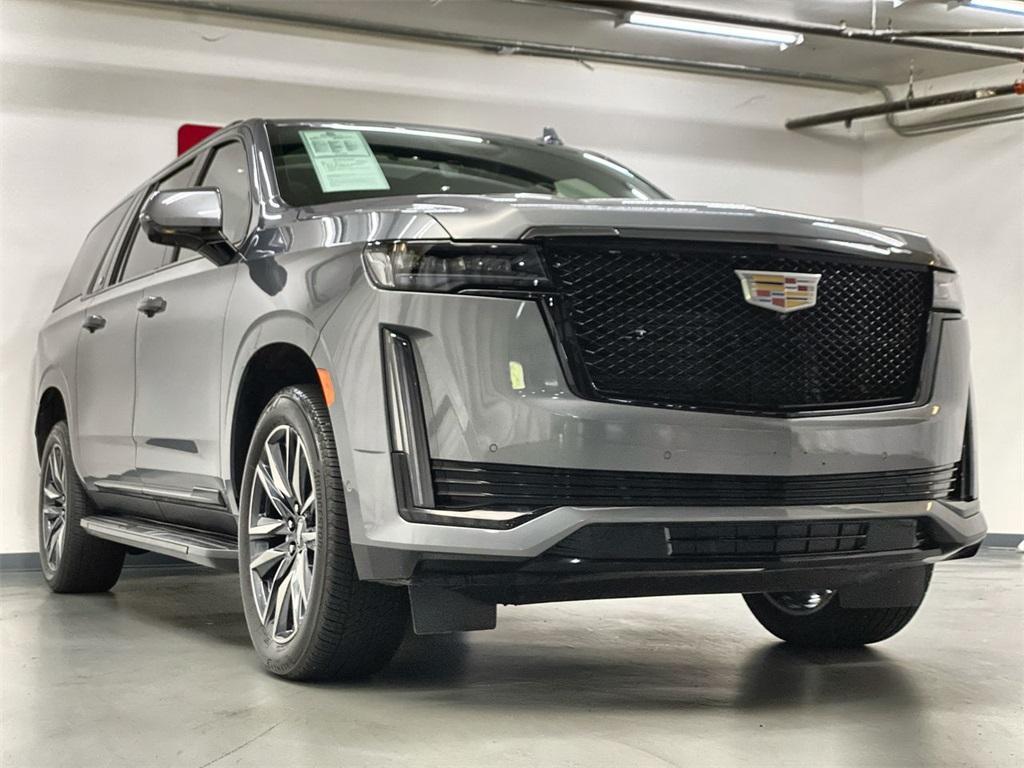 Used 2021 Cadillac Escalade ESV Sport for sale $107,777 at Gravity Autos Marietta in Marietta GA 30060 2