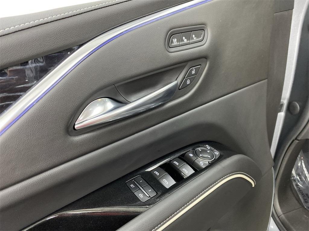 Used 2021 Cadillac Escalade ESV Sport for sale $107,777 at Gravity Autos Marietta in Marietta GA 30060 23