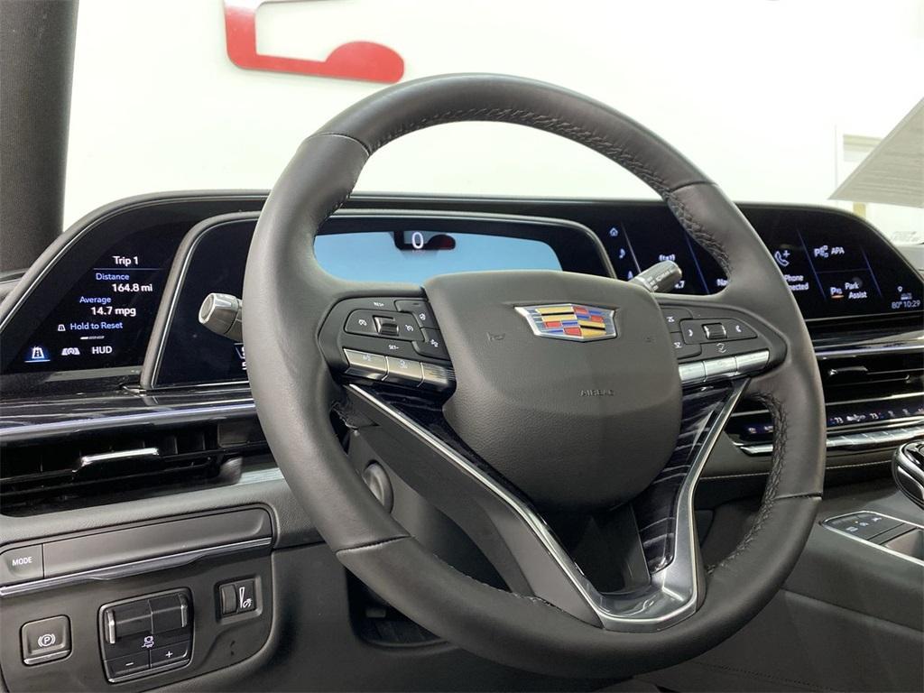 Used 2021 Cadillac Escalade ESV Sport for sale $107,777 at Gravity Autos Marietta in Marietta GA 30060 26