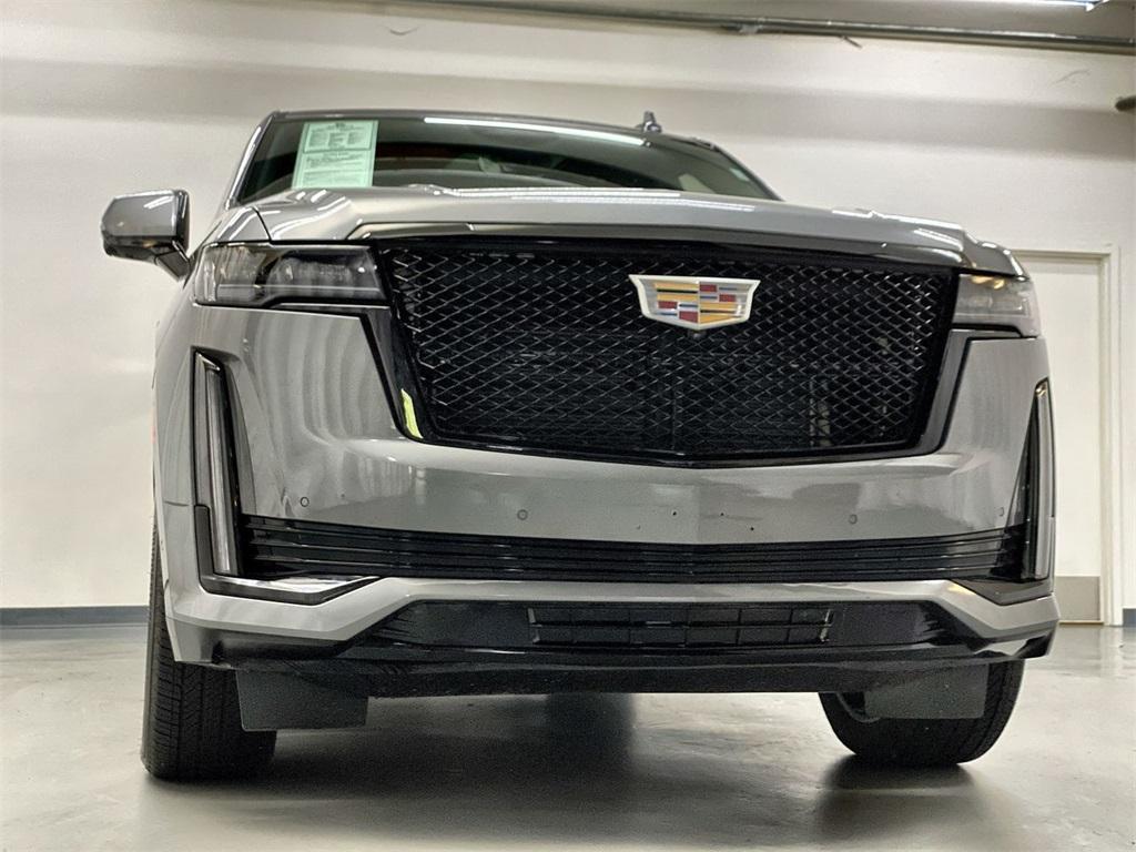 Used 2021 Cadillac Escalade ESV Sport for sale $107,777 at Gravity Autos Marietta in Marietta GA 30060 3