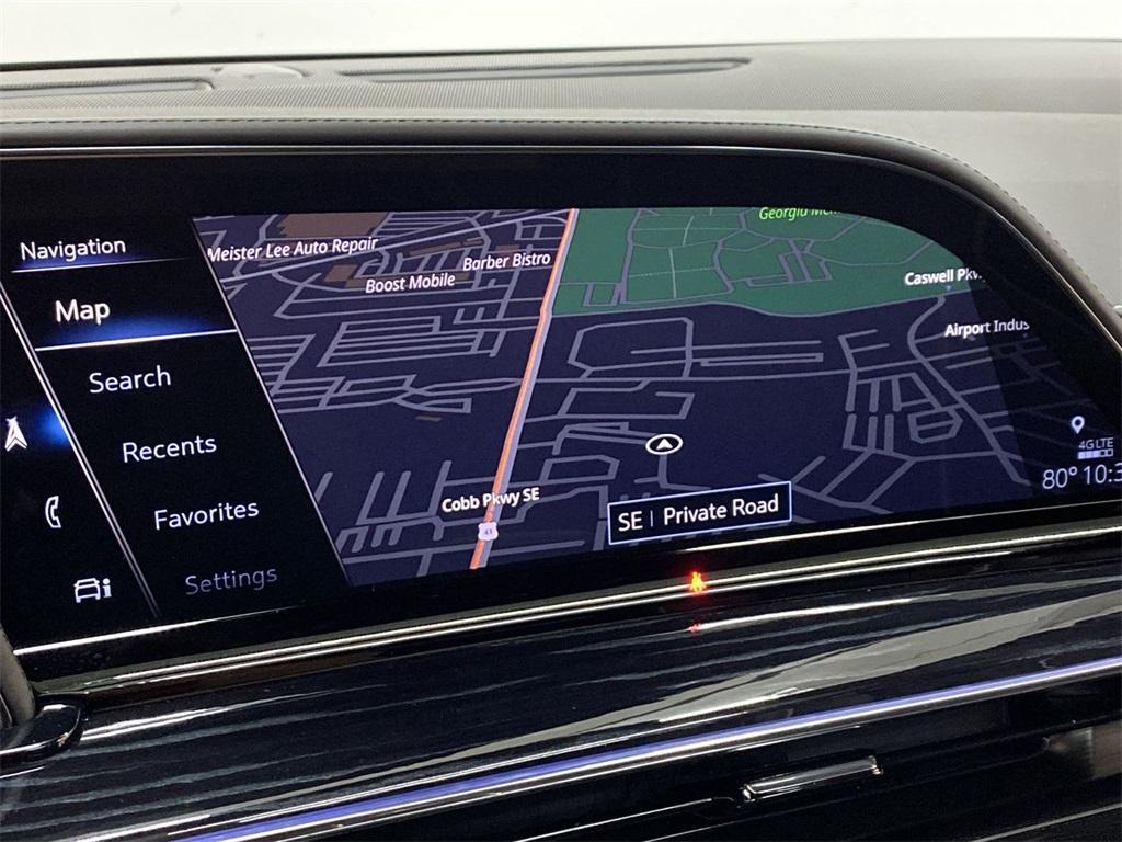 Used 2021 Cadillac Escalade ESV Sport for sale $107,777 at Gravity Autos Marietta in Marietta GA 30060 35