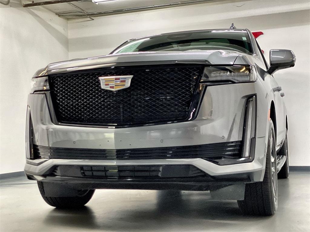 Used 2021 Cadillac Escalade ESV Sport for sale $107,777 at Gravity Autos Marietta in Marietta GA 30060 4