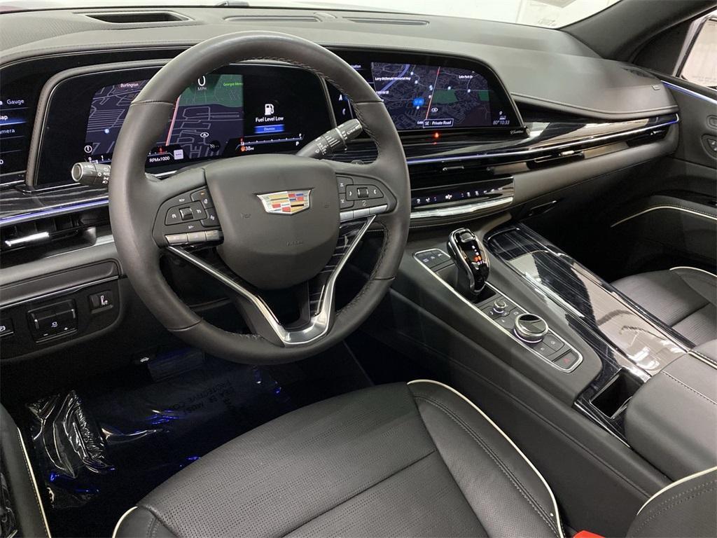 Used 2021 Cadillac Escalade ESV Sport for sale $107,777 at Gravity Autos Marietta in Marietta GA 30060 46