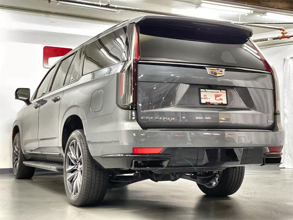 Used 2021 Cadillac Escalade ESV Sport for sale $107,777 at Gravity Autos Marietta in Marietta GA 30060 6
