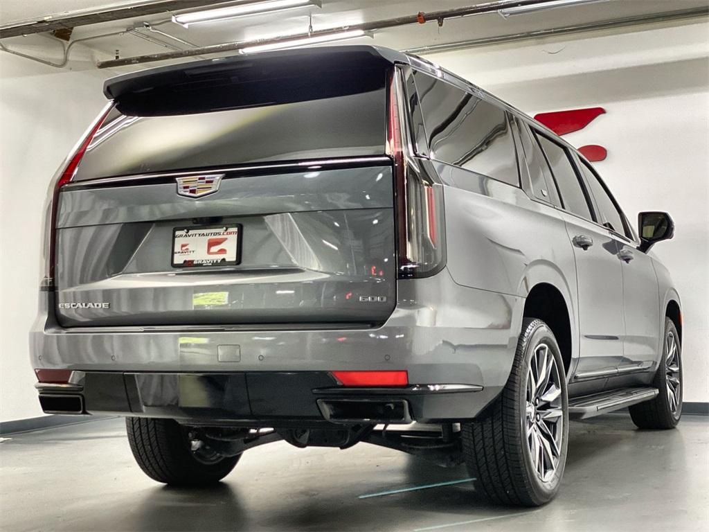Used 2021 Cadillac Escalade ESV Sport for sale $107,777 at Gravity Autos Marietta in Marietta GA 30060 7