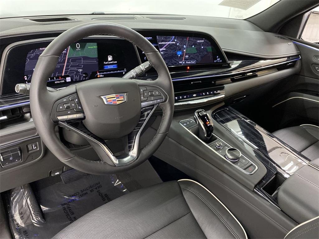 Used 2021 Cadillac Escalade ESV Sport for sale $107,777 at Gravity Autos Marietta in Marietta GA 30060 8