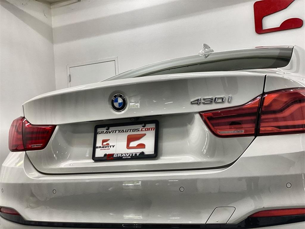 Used 2019 BMW 4 Series 430i for sale $33,888 at Gravity Autos Marietta in Marietta GA 30060 10