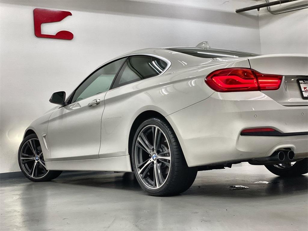 Used 2019 BMW 4 Series 430i for sale $33,888 at Gravity Autos Marietta in Marietta GA 30060 11