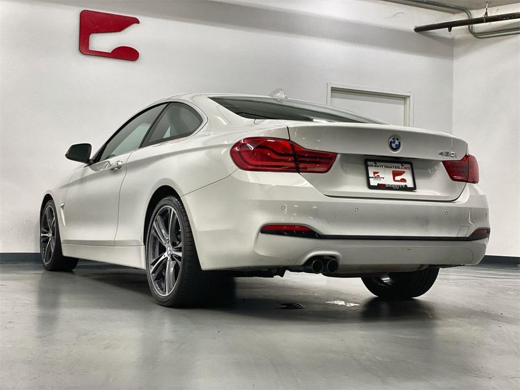 Used 2019 BMW 4 Series 430i for sale $33,888 at Gravity Autos Marietta in Marietta GA 30060 6
