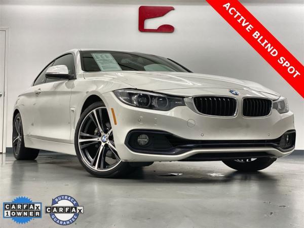 Used 2019 BMW 4 Series 430i for sale $33,888 at Gravity Autos Marietta in Marietta GA
