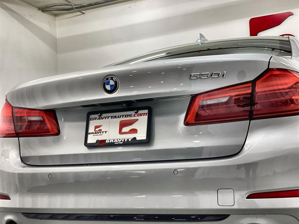 Used 2018 BMW 5 Series 530i for sale $32,222 at Gravity Autos Marietta in Marietta GA 30060 10