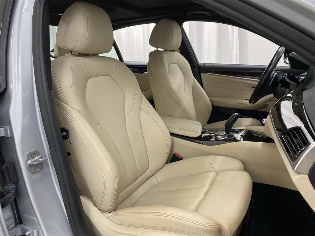 Used 2018 BMW 5 Series 530i for sale $32,222 at Gravity Autos Marietta in Marietta GA 30060 17