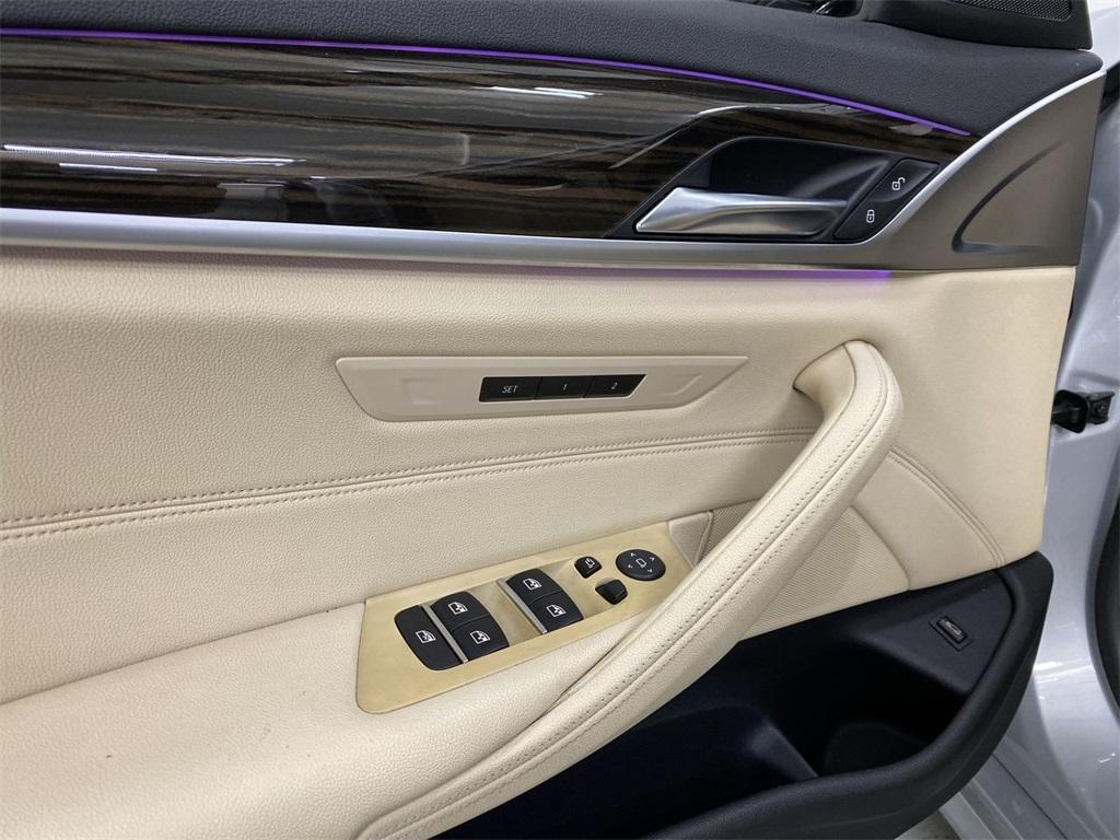 Used 2018 BMW 5 Series 530i for sale $32,222 at Gravity Autos Marietta in Marietta GA 30060 19