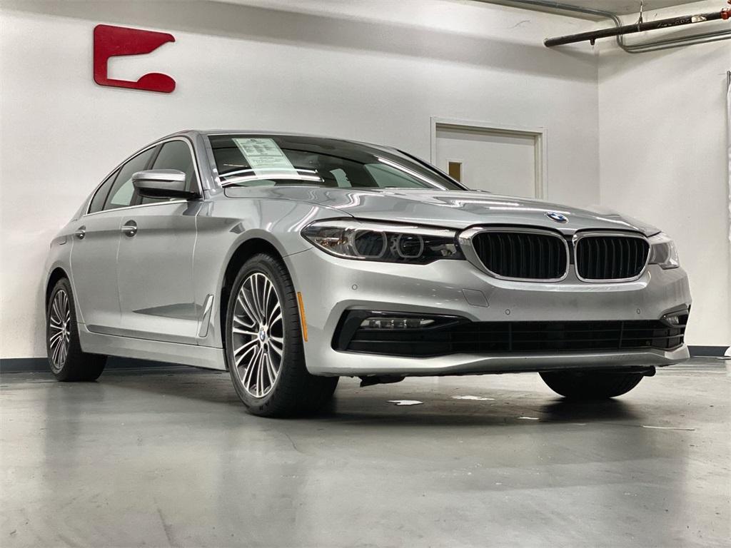 Used 2018 BMW 5 Series 530i for sale $32,222 at Gravity Autos Marietta in Marietta GA 30060 2