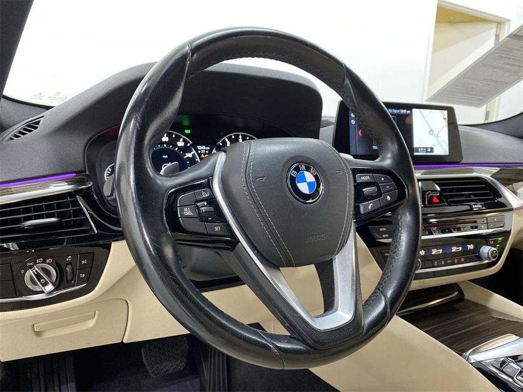 Used 2018 BMW 5 Series 530i for sale $32,222 at Gravity Autos Marietta in Marietta GA 30060 20