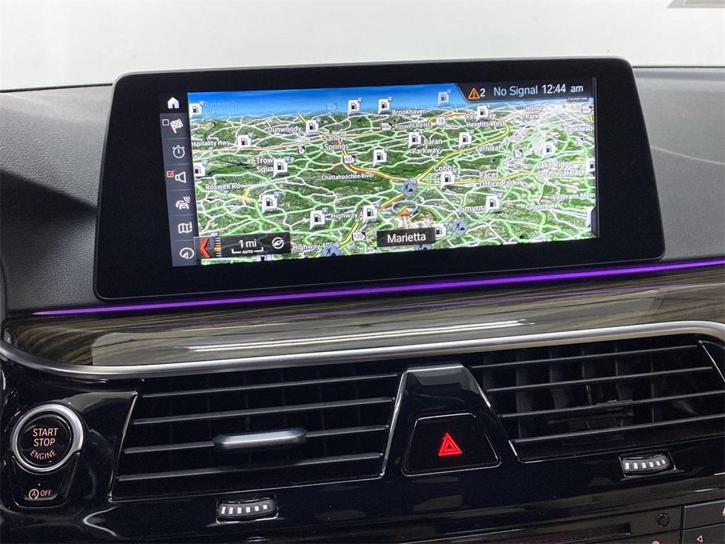 Used 2018 BMW 5 Series 530i for sale $32,222 at Gravity Autos Marietta in Marietta GA 30060 27
