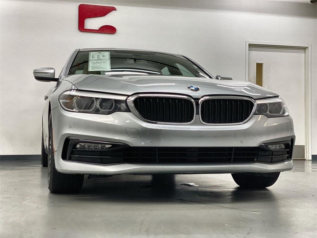 Used 2018 BMW 5 Series 530i for sale $32,222 at Gravity Autos Marietta in Marietta GA 30060 3