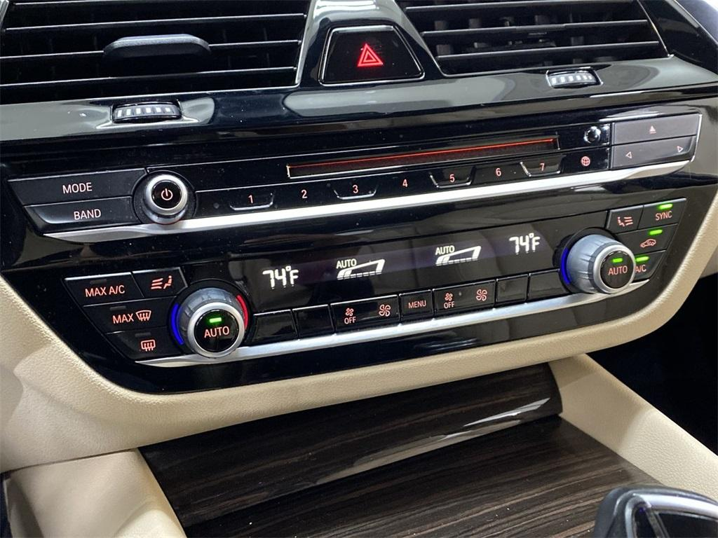 Used 2018 BMW 5 Series 530i for sale $32,222 at Gravity Autos Marietta in Marietta GA 30060 30