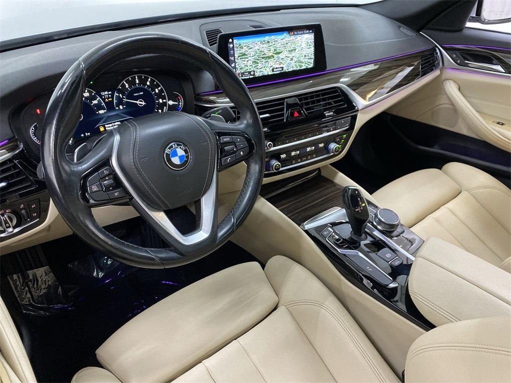 Used 2018 BMW 5 Series 530i for sale $32,222 at Gravity Autos Marietta in Marietta GA 30060 35