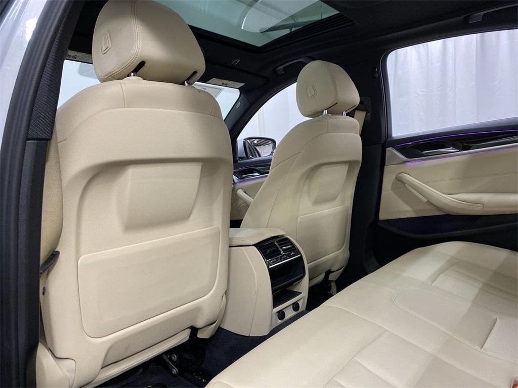 Used 2018 BMW 5 Series 530i for sale $32,222 at Gravity Autos Marietta in Marietta GA 30060 37