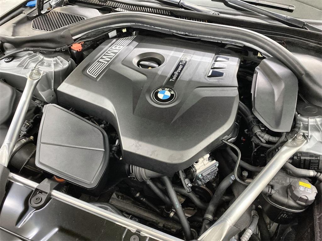 Used 2018 BMW 5 Series 530i for sale $32,222 at Gravity Autos Marietta in Marietta GA 30060 41