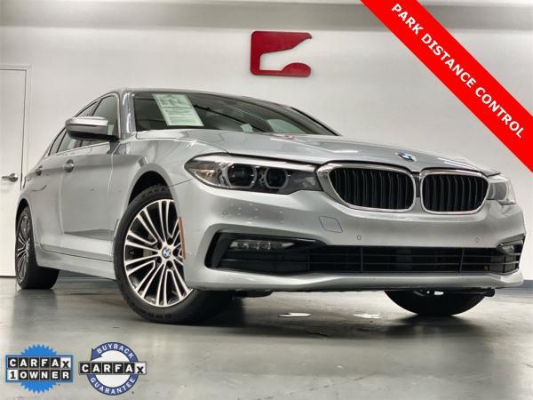 Used 2018 BMW 5 Series 530i for sale $32,222 at Gravity Autos Marietta in Marietta GA