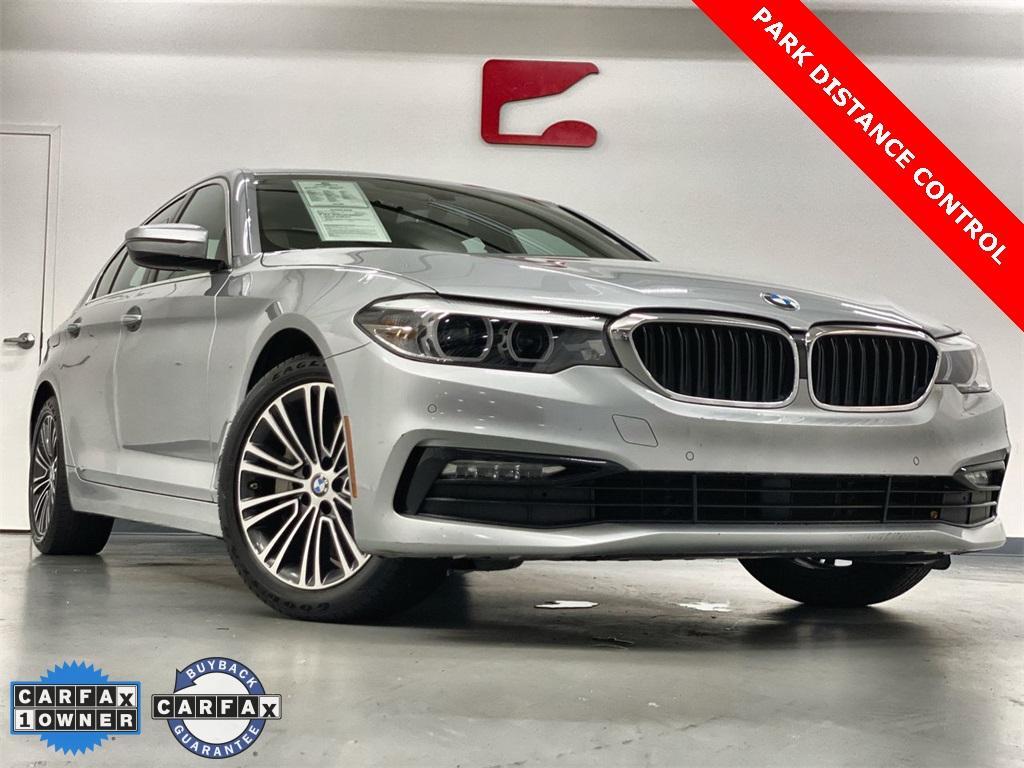 Used 2018 BMW 5 Series 530i for sale $32,222 at Gravity Autos Marietta in Marietta GA 30060 1