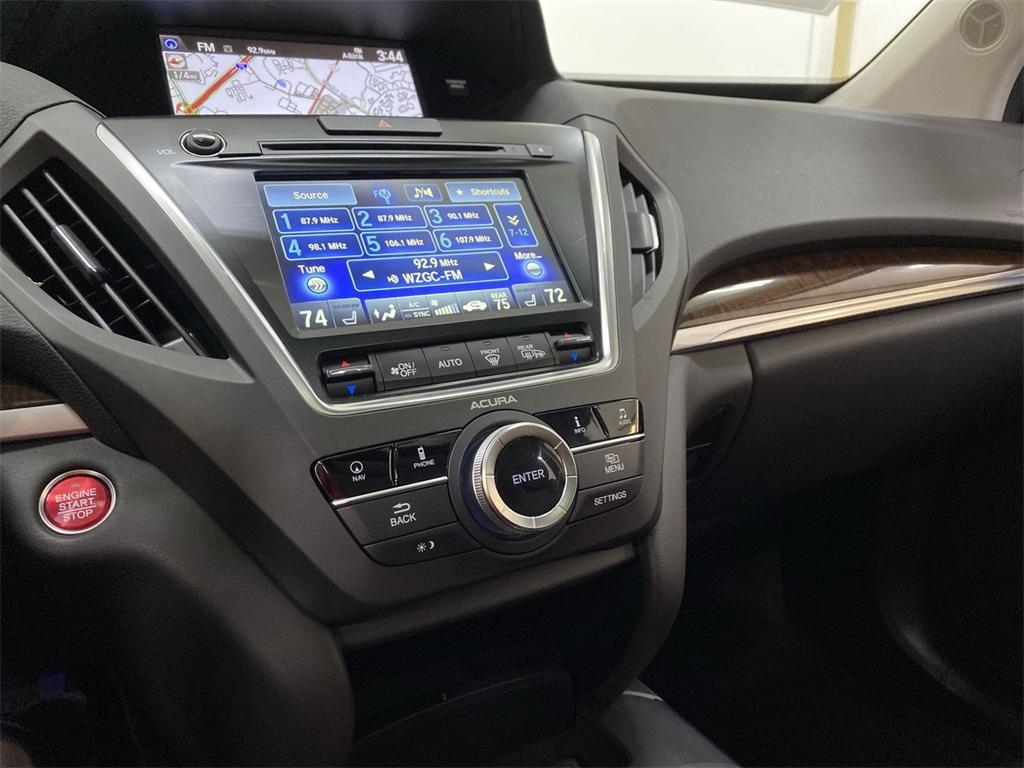 Used 2017 Acura MDX 3.5L for sale $33,888 at Gravity Autos Marietta in Marietta GA 30060 36