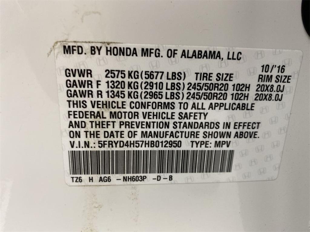 Used 2017 Acura MDX 3.5L for sale $33,888 at Gravity Autos Marietta in Marietta GA 30060 47