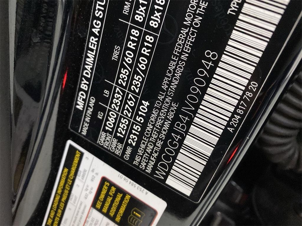 Used 2018 Mercedes-Benz GLC GLC 300 for sale $34,444 at Gravity Autos Marietta in Marietta GA 30060 42