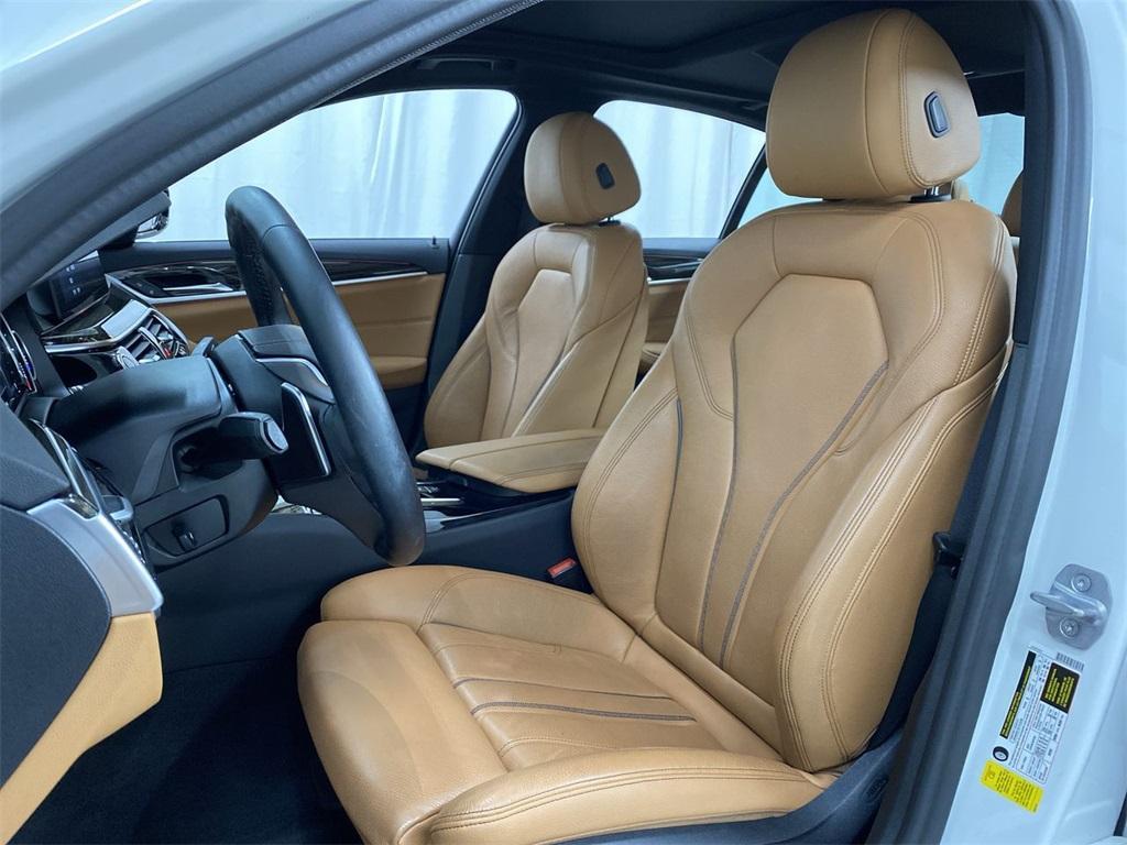 Used 2018 BMW 5 Series 530i for sale Sold at Gravity Autos Marietta in Marietta GA 30060 15