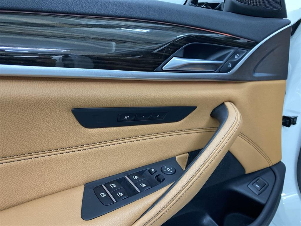 Used 2018 BMW 5 Series 530i for sale Sold at Gravity Autos Marietta in Marietta GA 30060 19