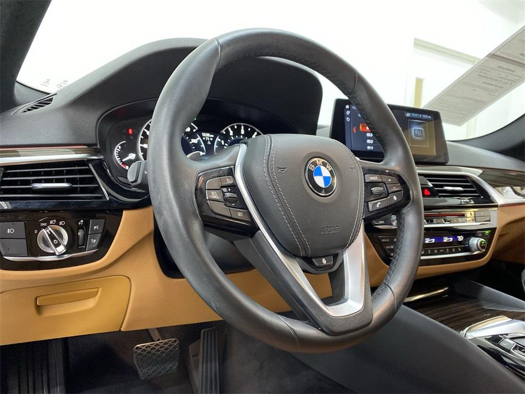 Used 2018 BMW 5 Series 530i for sale Sold at Gravity Autos Marietta in Marietta GA 30060 20