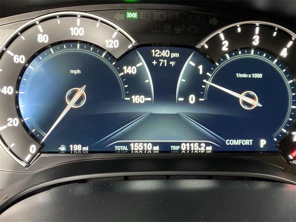 Used 2018 BMW 5 Series 530i for sale Sold at Gravity Autos Marietta in Marietta GA 30060 23