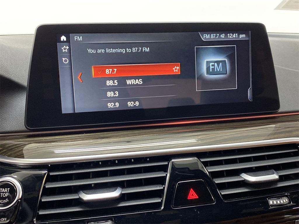 Used 2018 BMW 5 Series 530i for sale Sold at Gravity Autos Marietta in Marietta GA 30060 28