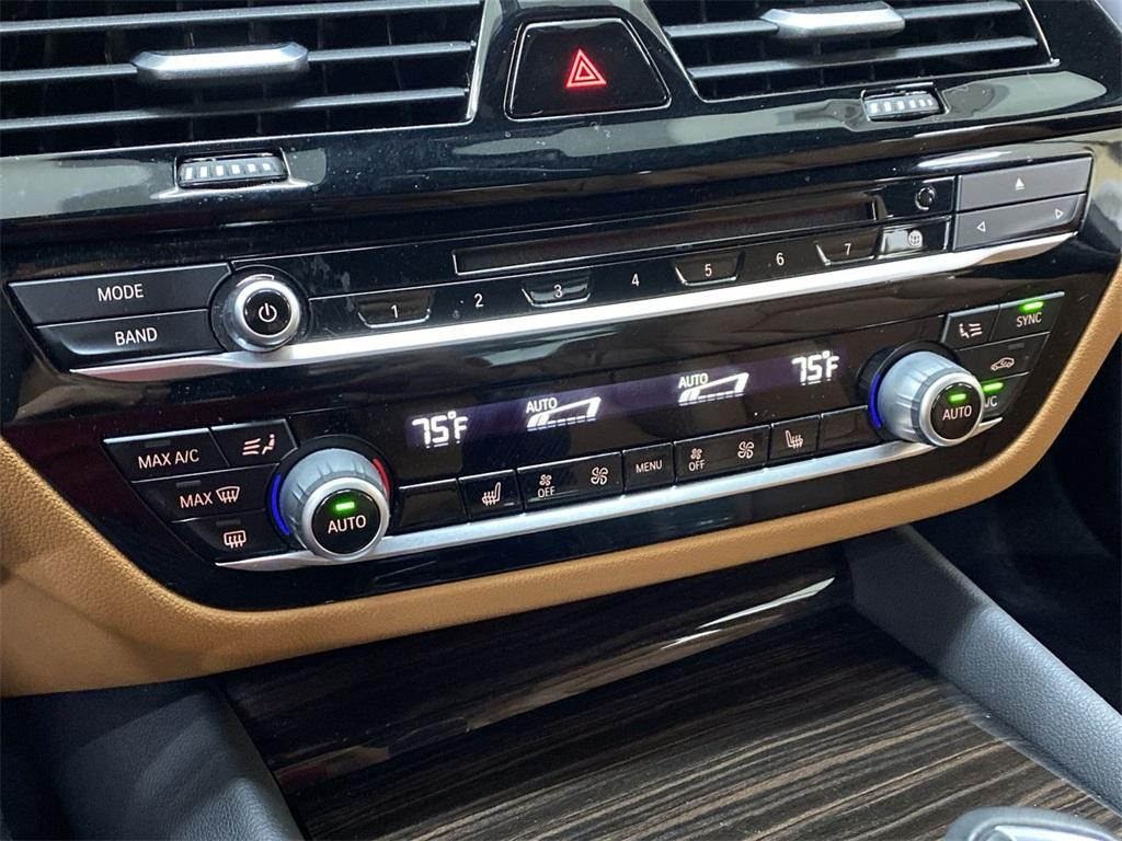 Used 2018 BMW 5 Series 530i for sale Sold at Gravity Autos Marietta in Marietta GA 30060 29