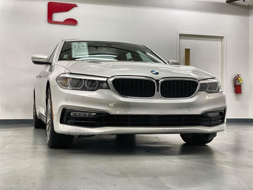 Used 2018 BMW 5 Series 530i for sale Sold at Gravity Autos Marietta in Marietta GA 30060 3