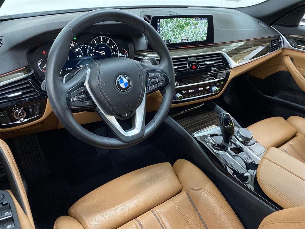 Used 2018 BMW 5 Series 530i for sale Sold at Gravity Autos Marietta in Marietta GA 30060 36