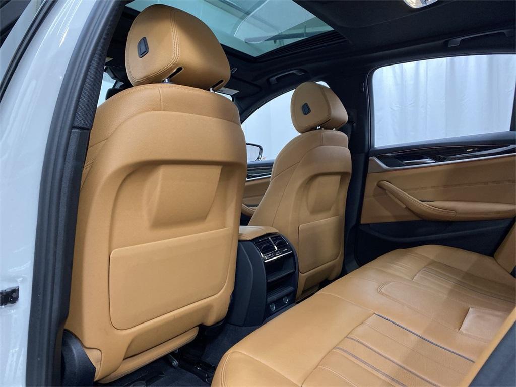 Used 2018 BMW 5 Series 530i for sale Sold at Gravity Autos Marietta in Marietta GA 30060 38