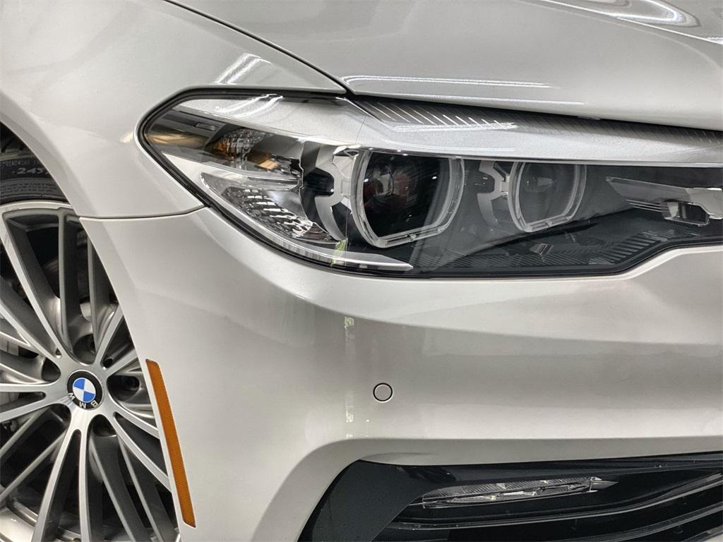 Used 2018 BMW 5 Series 530i for sale Sold at Gravity Autos Marietta in Marietta GA 30060 8