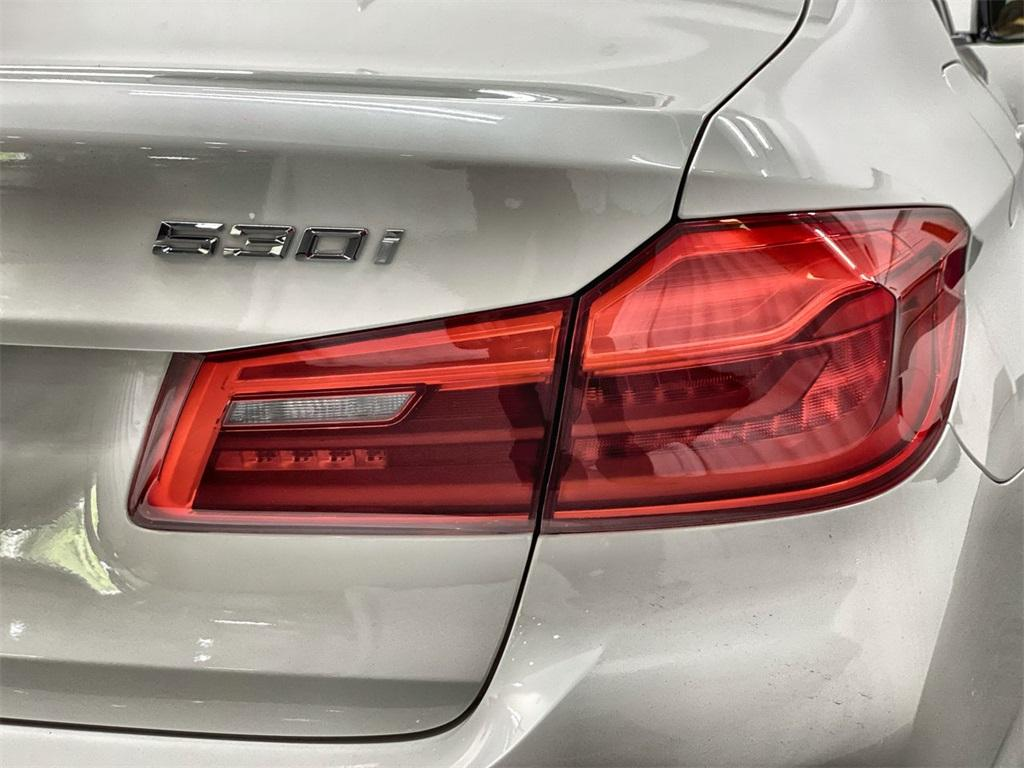 Used 2018 BMW 5 Series 530i for sale Sold at Gravity Autos Marietta in Marietta GA 30060 9