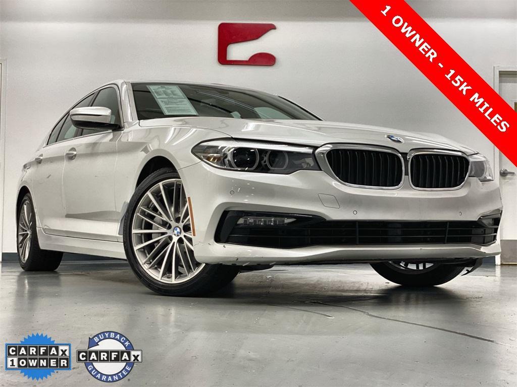 Used 2018 BMW 5 Series 530i for sale Sold at Gravity Autos Marietta in Marietta GA 30060 1