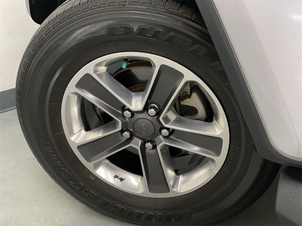 Used 2018 Jeep Wrangler Unlimited Sahara for sale $42,444 at Gravity Autos Marietta in Marietta GA 30060 14