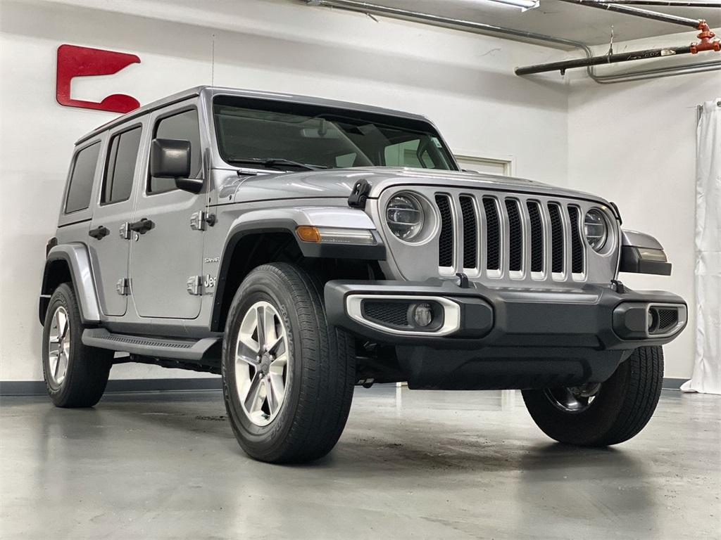 Used 2018 Jeep Wrangler Unlimited Sahara for sale $42,444 at Gravity Autos Marietta in Marietta GA 30060 2