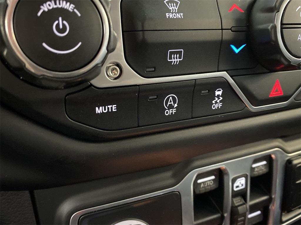 Used 2018 Jeep Wrangler Unlimited Sahara for sale $42,444 at Gravity Autos Marietta in Marietta GA 30060 21