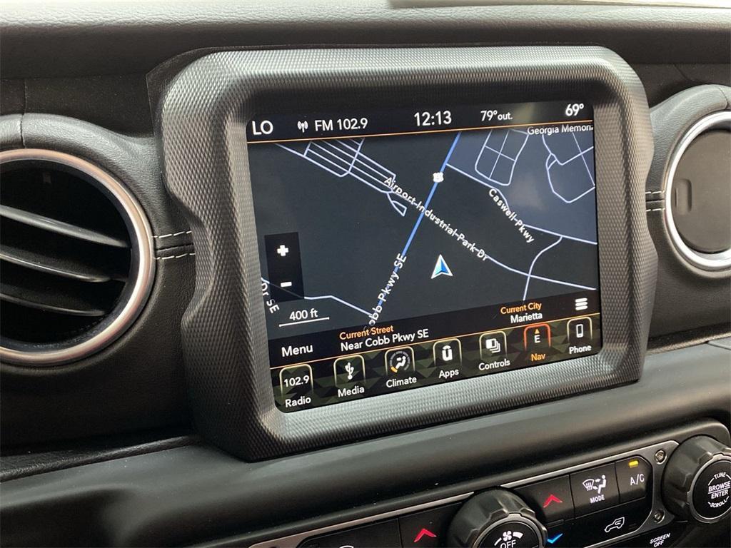 Used 2018 Jeep Wrangler Unlimited Sahara for sale $42,444 at Gravity Autos Marietta in Marietta GA 30060 23