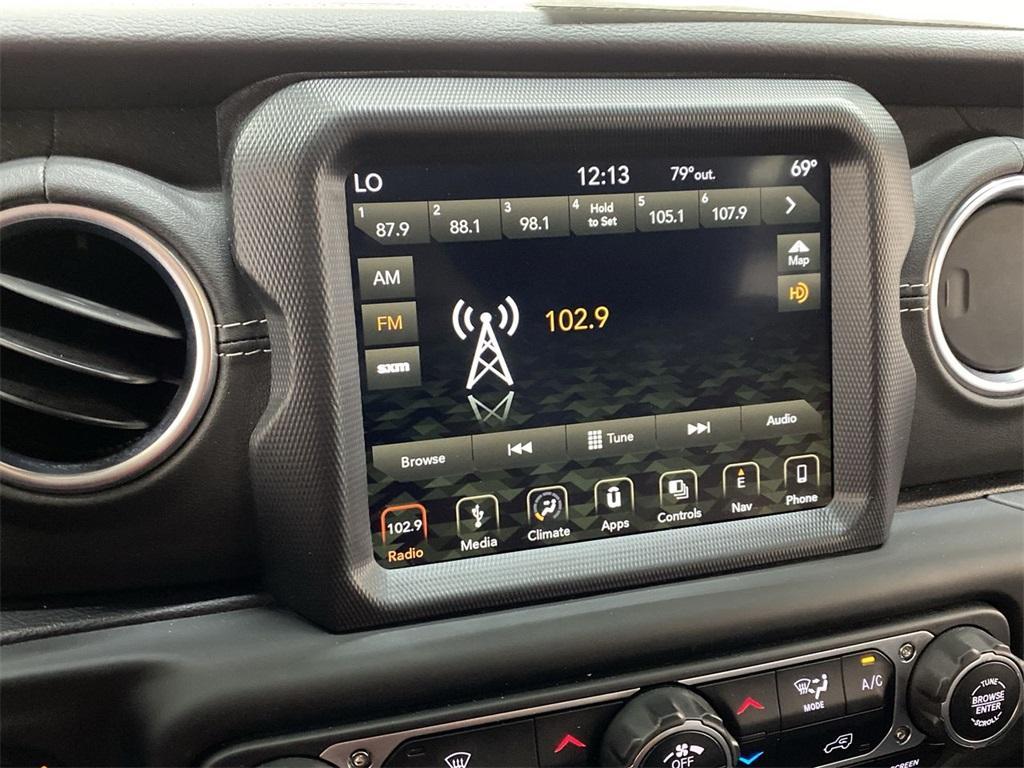 Used 2018 Jeep Wrangler Unlimited Sahara for sale $42,444 at Gravity Autos Marietta in Marietta GA 30060 25