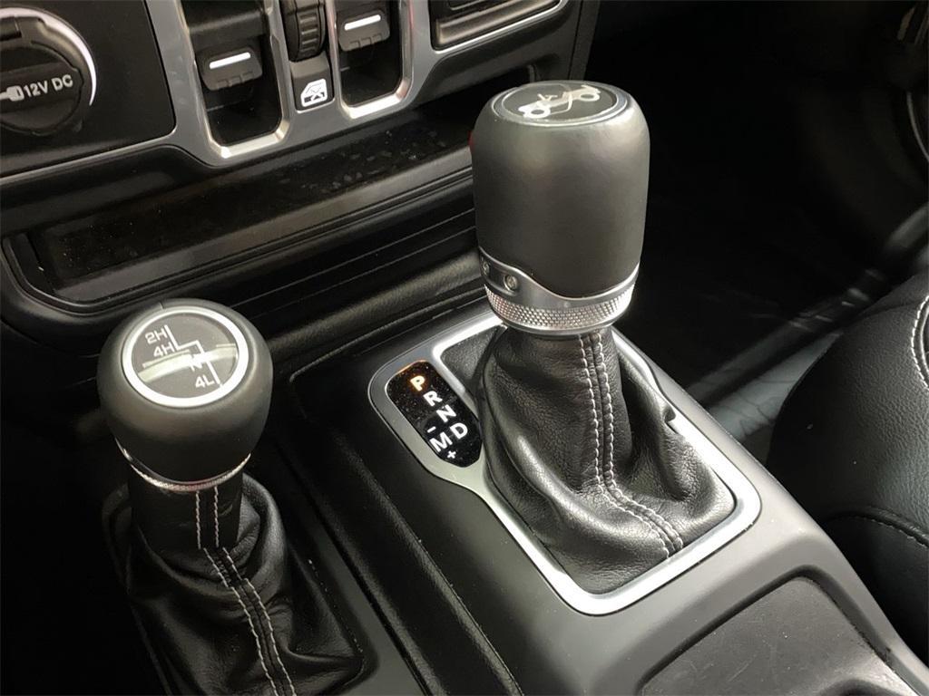 Used 2018 Jeep Wrangler Unlimited Sahara for sale $42,444 at Gravity Autos Marietta in Marietta GA 30060 27